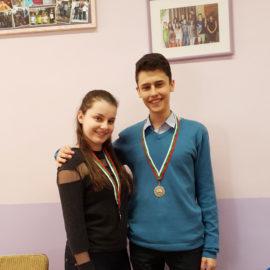 """ШК """"Етър"""" с двама вицешампиони на България по шахмат до 20 г."""
